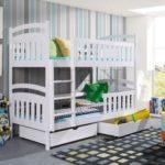 Особенности выбора двухъярусной кровати для детей