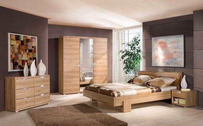 Как выбрать мебель и матрац для спальни