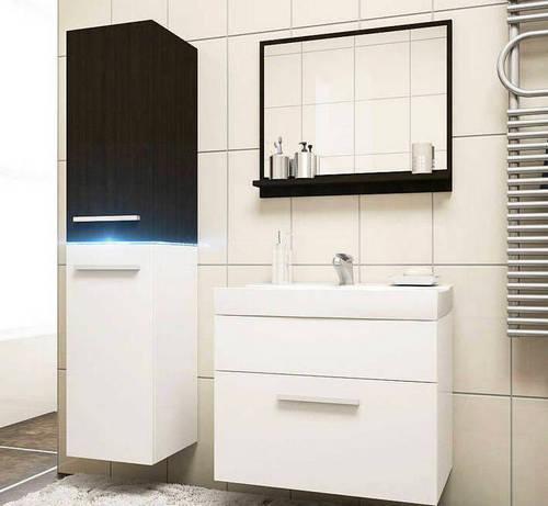 Раковина с тумбочкой для ванной комнаты