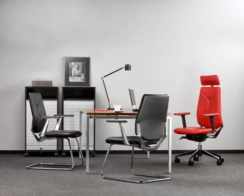Эргономические свойства мебели для офиса