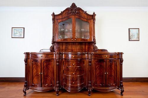 Выбираем мебель из красного дерева