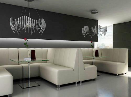 Как выбрать мягкую мебель для общепита